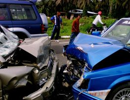 Texas Car Crash