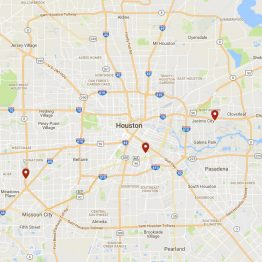This is Houston's most dangerous intersections.