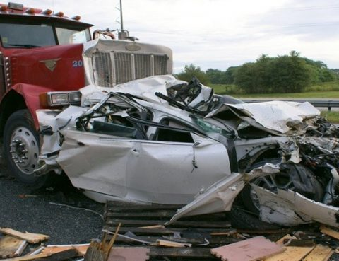 Semi-Truck and 18-Wheeler Accidents in Texas can be devastating