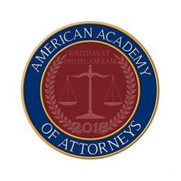 "Galveston Personal Injury Lawyer Tyler Tylka receives American Academy of Attorneys ""Top 40 Under 40"" Award!"