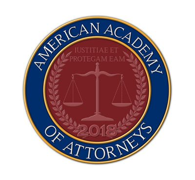 "Galveston Personal Injury Lawyer Tyler Tylka receives American Academy of Attorneys ""Top 40 Under 40"" Award!"